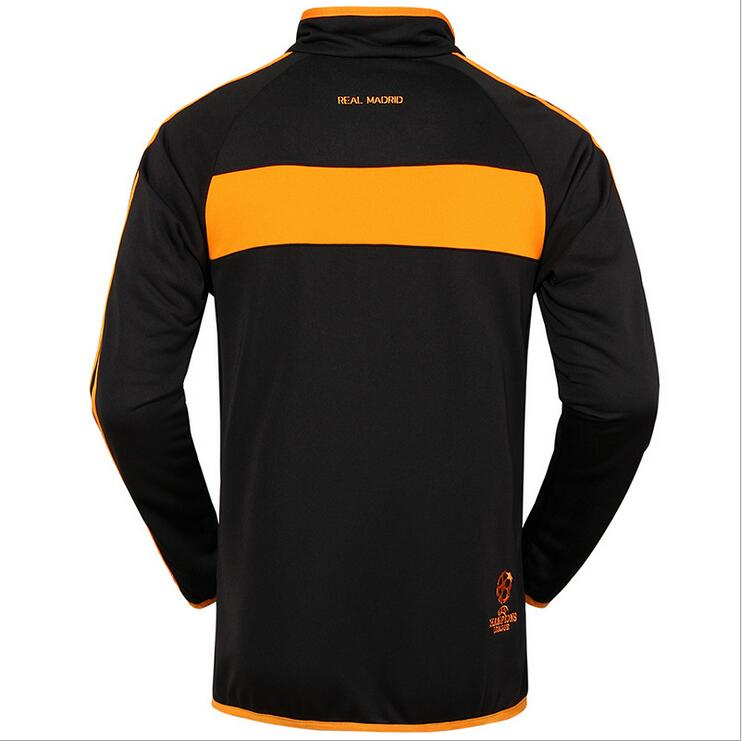 d8f2ffd5282 Long sleeved suit autumn and winter clothes horse soccer training service  tailored suits, can print name football clothes-in Soccer Jerseys from  Sports ...