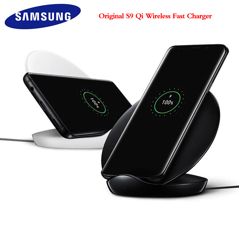 Image 2 - QI Wireless Fast Charger quick charge for Samsung Galaxy S6 S7 S8 S9 S10 e Note 8 9 IPhone 8 plus X XR XS Max Huawei Mate 20 P30-in Mobile Phone Chargers from Cellphones & Telecommunications on