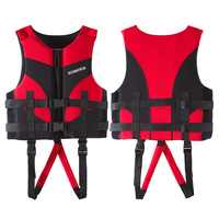 2021 Child Life Vest Kid Swimming Life Jacket for Children Boating Beach Life Jackets for Swimming Ski Drifting Water Sports