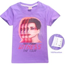 Retail Summer Style T-Shirt For Children 2018 Kid Costume Baby Katy Perry Witness The Sc 1 St AliExpress.com  sc 1 st  Germanpascual.Com & Childrens Katy Perry Costume u0026 Katy Perry Tribute | Pop Star Parties ...