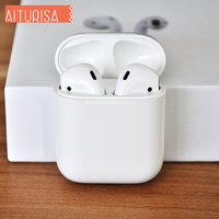 New i60 TWS Bluetooth 5.0 Earphone 4D Super Bass Sound Earbuds Wireless Headphones For all Smartphones PK W1 Chip i30 i20