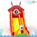 Envío Del Mar Libre Hinchables Castillos Patio Trasero Al Aire Libre casa de Brinco Inflables Toboganes de Agua