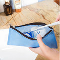 Waterproof Mesh Wash Cosmetic Bag Makeup Pouch Travel Organizer Beauty Products Brushes Lipstick Toiletry Accessories Supplies
