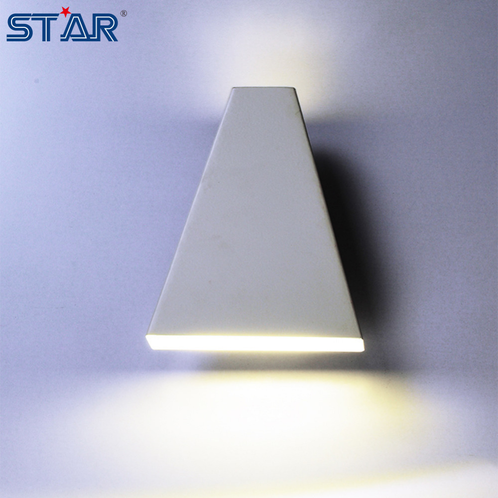 cover smd 5730 6w acrylic led wall light modern home decoration lamps. Black Bedroom Furniture Sets. Home Design Ideas