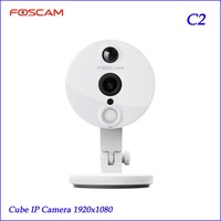 In Stock Newest Foscam C2 1080P 2MP HD WiFi PnP IP Security Camera ONVIF 120 Degree