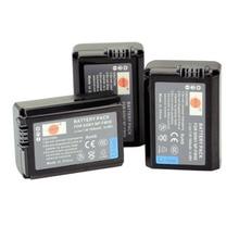 DSTE 20 штук NP-FW50 Батарея для Sony NEX-7 NEX-5N NEX-F3 SLT-A37 A7 NEX-5R NEX-6 NEX-3 NEX-3A Alpha 7R II Камера