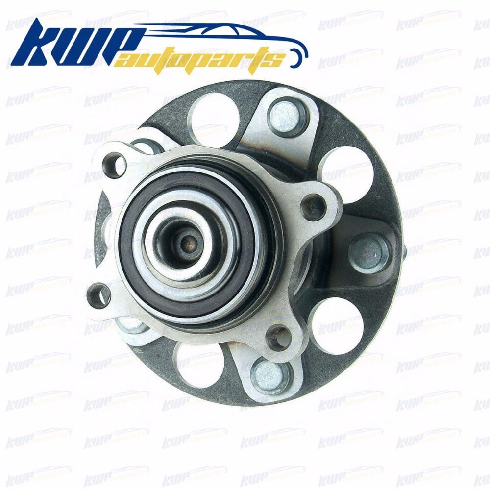 Wheel Bearing & Hub Assembly Rear For Honda Civic 2006-2011 #512257 8pcs open dac3063w 30x63x42 dac3063w 1 dac30630042 9036930044 574790 open hub rear wheel bearing auto bearing for toyota