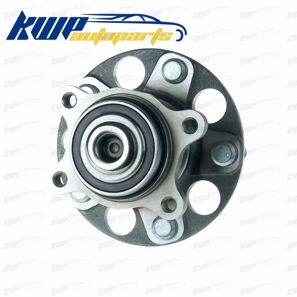 Wheel Bearing & Hub Assembly Rear For Honda Civic 2006-2011 #512257 free shipping 1pcs dac3063w 30x63x42 dac30630042 dac3063w 1 9036930044 574790 hub rear wheel bearing auto bearing for toyota