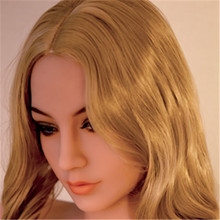 NEW WMDOLL Head 227# For Real Adult Doll for 140-170cm full body sex doll