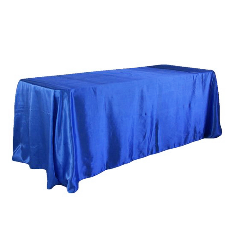 Online Get Cheap Royal Blue Tablecloth Aliexpress Com