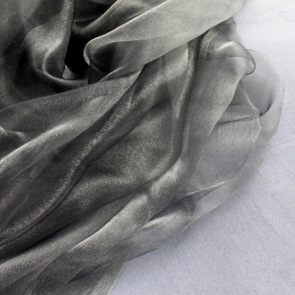 New Pattern Muslin Cloth Curtain Yarn Crystal Wedding
