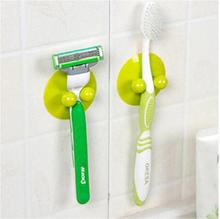 Powerful Suction Hooks Cable Winder Kitchen Toothbrush Holder Cell Phone Holder,Creative Bathroom Tools