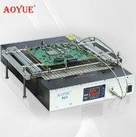 Solder Station IR Table Preheater Reball Reflow Station Quartz heating plate 300*300 1500W soldering solder soldering