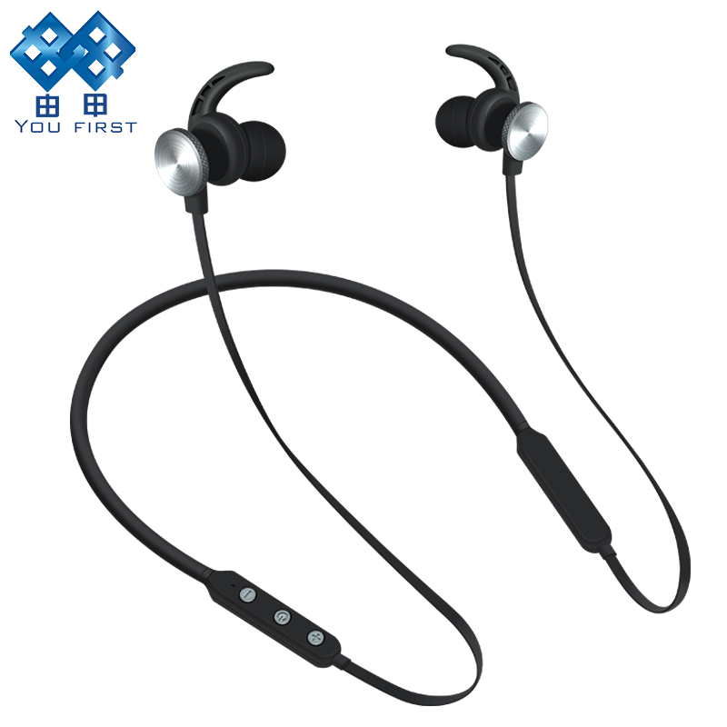 YOU FIRST Bluetooth Earphone Sport Wireless Headset Stereo Neckband Handsfree Wireless Headphones Bluetooth With Microphone you first wireless headphone bluetooth earphone sport stereo neckband bluetooth headset with micorphone kulaklik for phone