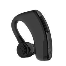 V11 Handsfree Wireless Bluetooth Earphones Noise Control Business Wireless Bluetooth Headset with Mic for Driver Sport 2017 newest k6 business bluetooth earphone headphones stereo wireless handsfree car driver bluetooth headset with storage box