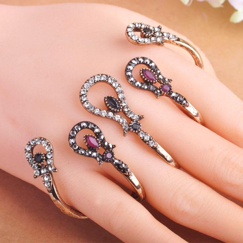 Vintage Harem Ring
