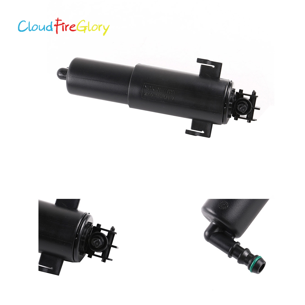 CloudFireGlory For BMW E90 320I 325CI 325I Left Right Headlight <font><b>Headlamp</b></font> <font><b>Washer</b></font> Nozzle <font><b>Pump</b></font> Cylinder 61677179311 61674449335 image
