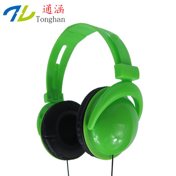 PV01 3.5mm Earphones Headsets Stereo Earbuds For mobile phone MP3 MP4 For PC