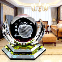 2018 Hot Home Decor Car Accessories Car Ornaments Crystal Ball Decoration Exquisite Beauty Vehicle Perfume Seat Car Decoration