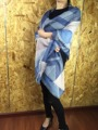 2016 Over Size New  Soft  Scarf Pashmina Fashion Plaid Square Shawls Size 140cm X 140cm