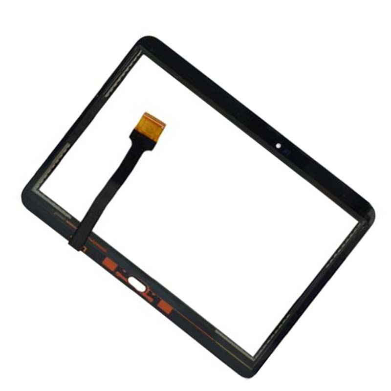 Black For Samsung Galaxy Tab 4 10.1 T530 T531 T535 SM-T530 SM-T531 SM-T535 Digitizer Touch Screen Panel Sensor Glass Replacement srjtek 10 5 for samsung galaxy tab s t800 t805 sm t800 sm t805 touch screen digitizer sensor glass tablet replacement parts