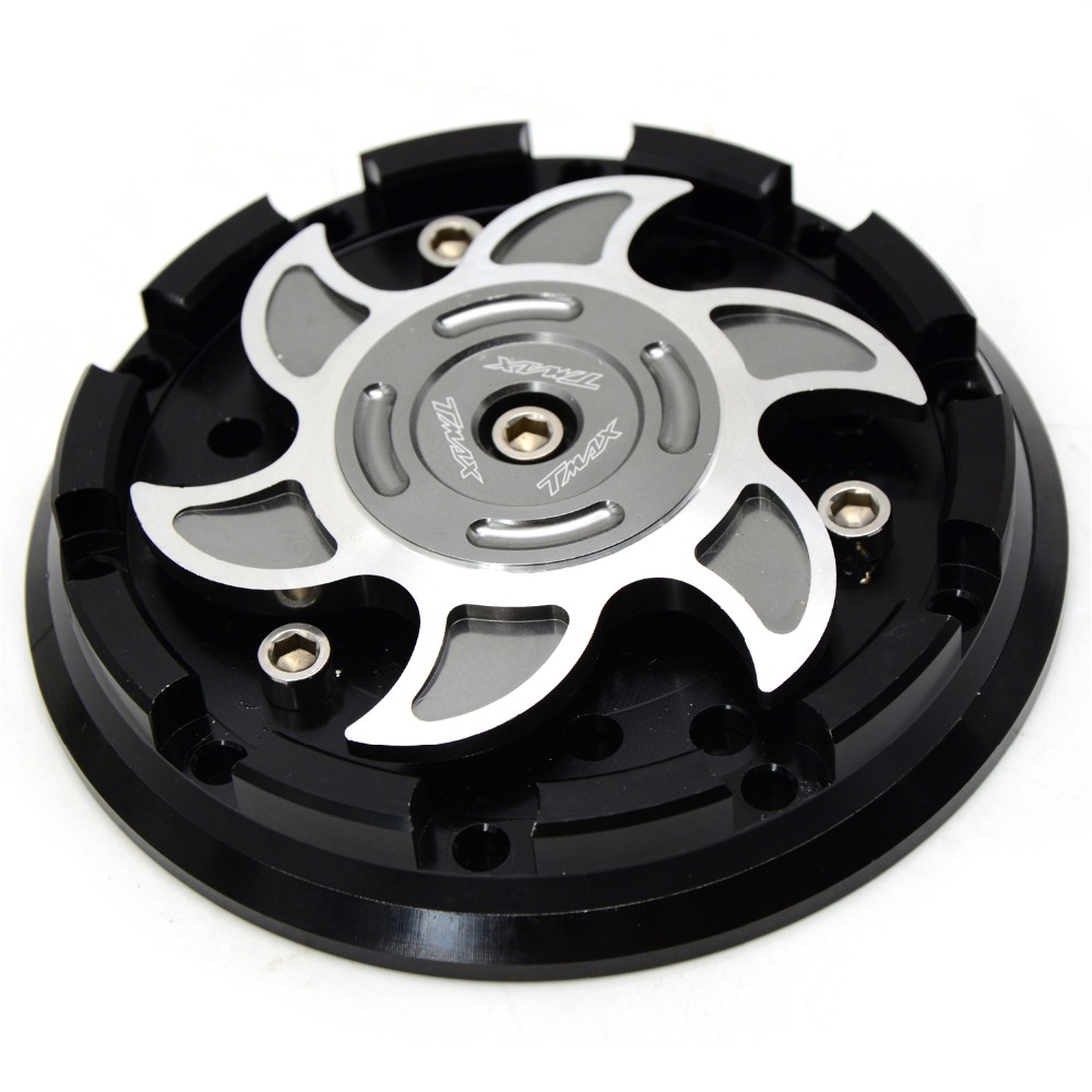 For Yanaha TMAX500 TMAX 500 Motorcycle Accessories Engine Stator Cover Engine Guard Case Slider Protection With TMAX in Covers Ornamental Mouldings from Automobiles Motorcycles