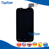 4 3 For DNS S4502 S4502M LCD Display Touch Screen Digitizer For Highscreen Boost Cloudfone Thrill430X