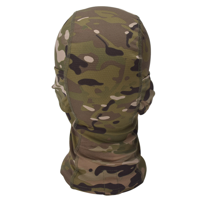 Multicam CP Camouflage Balaclava Full Face Mask Cycling Hunting Tactical Airsoft Cap 6