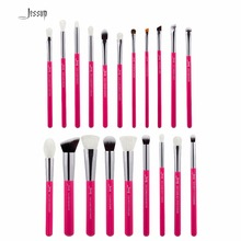 2017 Jessup Brushes 20pcs Professional Makeup Brushes Set Make up Brush Tools kit Foundation Powder Brushes T205