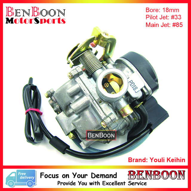 Chinese scooter carburetor user manuals array 18mm bore keihin cvk pd18j carb carburetor not fake type gy6 50cc rh aliexpress fandeluxe Choice Image