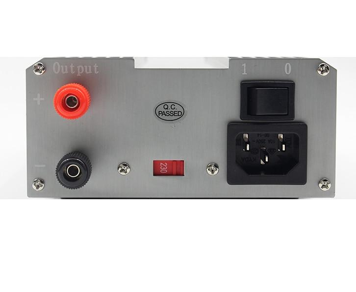 CPS-6011 Mini réglable Compact haute puissance numérique DC alimentation 60 V 11A laboratoire alimentation pour réparation de téléphone EU US Plug - 3