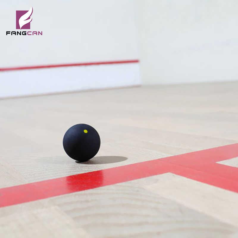 1 قطعة FANGCAN FCA-09 الاسكواش الكرة واحد الأصفر النقاط ل البطولة