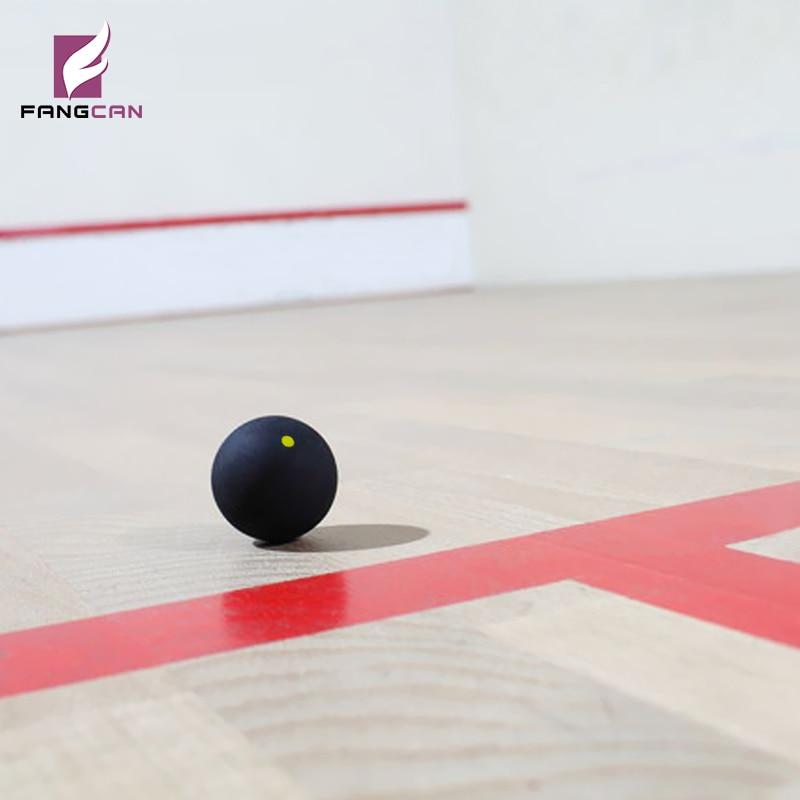 1 PC FANGCAN FCA-09 Squash Ball - Un punto amarillo para - Raquetas de deportes - foto 4