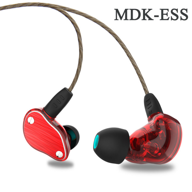 2018 Newest Yinyoo ASE Hybrid In Ear Earphone 1BA With 2DD Driver 3 5mm HiFi Bass