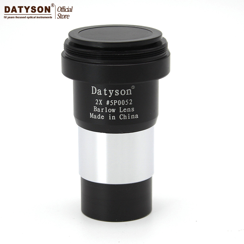 2x Barlow Lens Multi Coated for 1.25