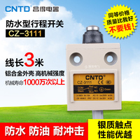 TZ CZ 3111 Waterproof Defence Oil Stroke Switch Fretting Limit Switch IP67