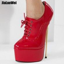 뉴 숙녀 신발 파인