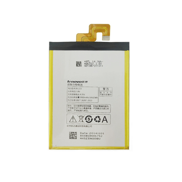 BL223 3900mAh Battery for Lenovo VIBE Z2 Pro K920 Replacement Batteries