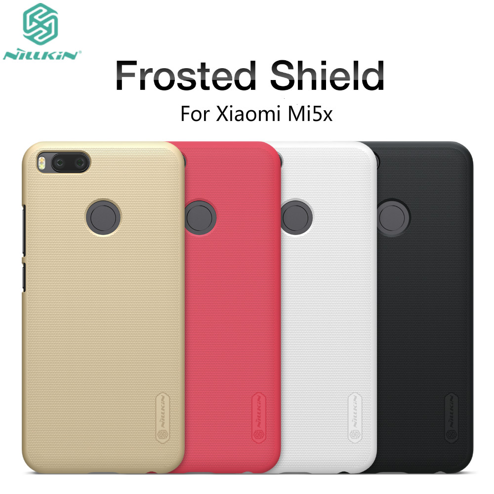 Xiaomi 5X Case Xiaomi Mi5x Cover Case NILLKIN Super Frosted Shield Case For Xiaomi Mi 5X