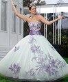 Elegante nuevo diseño del vestido De bola De Quinceanera Vestidos tallas grandes Vestidos De quinceañeras 2015 Sweet 16 Vestidos Debutante