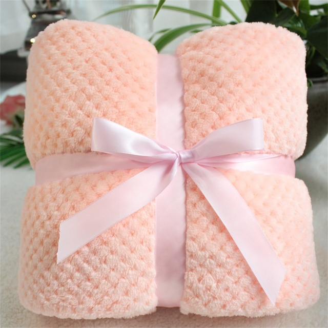 Fluffy Baby Blanket  1