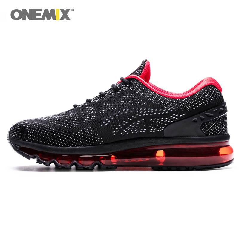 2018 Air Cushion Running Shoes Breathable Massage Sneakers Man Jogging Sport Sneakers for Outdoor Walking Shoe