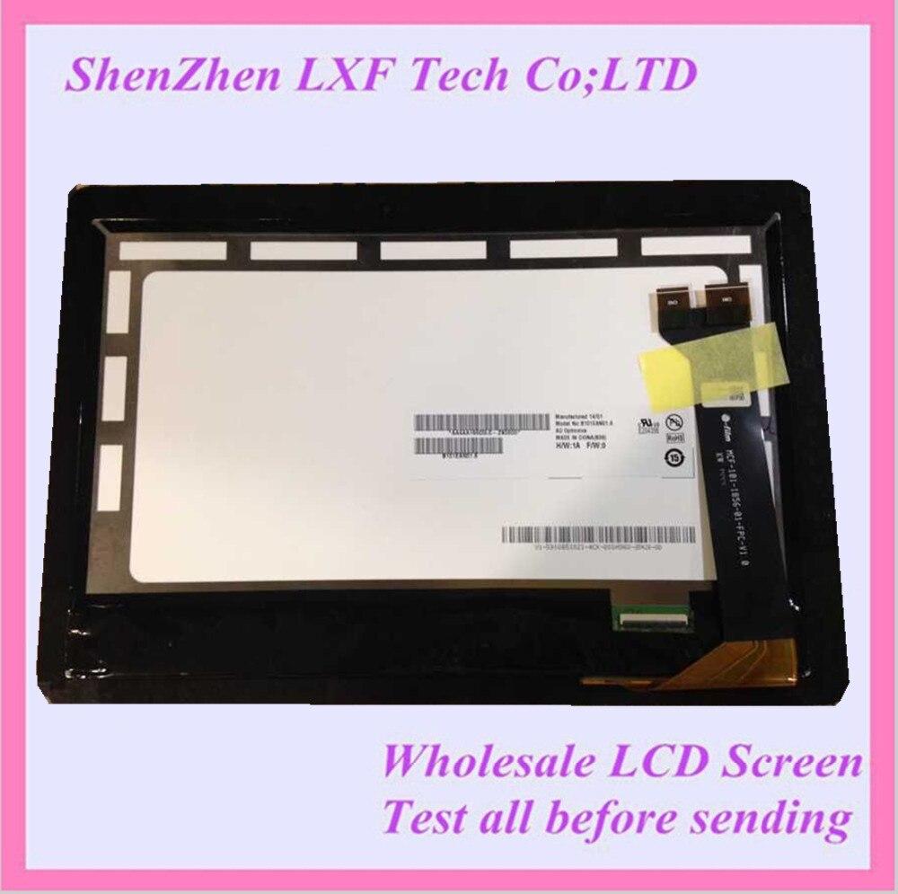 Livraison gratuite nouveau pour Acer mémo Pad 10 ME102 ME102A K00F écran LCD avec écran tactile MCF-101-1856-FPC-V1.0