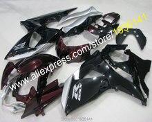 Hot Sales,Bodywork kit For Suzuki K9 GSXR1000 2009-2014 GSX R1000 09 10 11 12 13 14 Moto aftermarket Fairing (Injection molding)