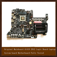 Original Mainboard For IMAC A1419 2012 Logic Board Laptop System board Motherboard Fully Tested