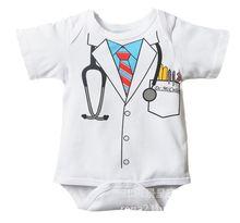 Pudcoco летние белые и серые Детские боди 0 24 месяца одежда