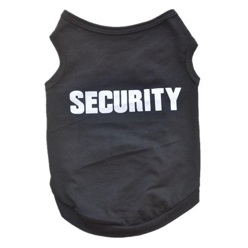 puppy vest shirts