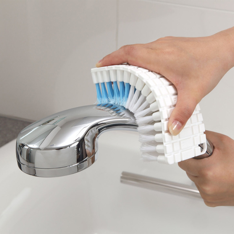 High Quality Variety Laundry Brush Creative Can be Bent Soft Brush Cleaning Brush Faucet Bathtub Brush Household Cleaning Tools