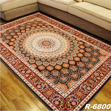 beibehang European Style Living Room Carpet Coffee Table Blanket Simple modern full bedroom carpet bedside rectangular home(China)