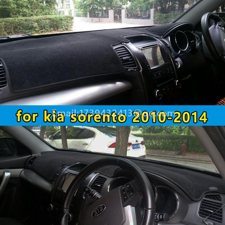 2011 Kia Sorento Accessories: Car Dashmats Car Styling Accessories Dashboard Cover For